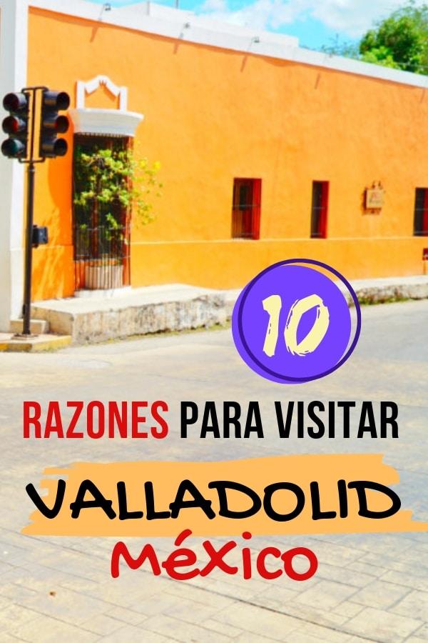 10 razones por las que tienes que visitar #Valladolid #México tan pronto como sea posible. Desde sumergirse en la magia de los #cenotes hasta acceder a las increíbles #RuinasMayas, experimenté la auténtica cultura #Mexicana a través de esta joya escondida de un destino.