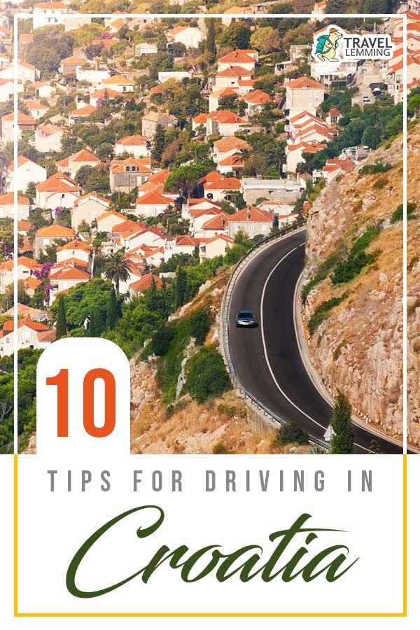 Planning a #RoadTrip in #Croatia any time soon? Then you've come to the right place! In this article, we give you 10 important #DrivingTips in Croatia such as what car type to choose, traffic rules, and many more. As a bonus, we also included a #PackingList guide to ensure you have a comfortable and safe road trip.