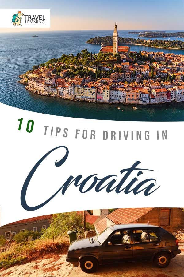 Croatia is the perfect European country for a #RoadTrip as not only is it easily maneuverable, but it also has a ton of great sites that are only accessible if you have your own set of wheels. In this article, we give you 10 important #DrivingTips in #Croatia such as what car type to choose, traffic rules, and many more!