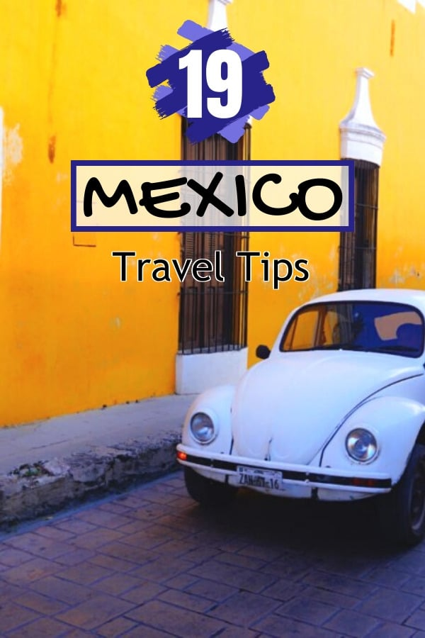 Looking for more practical #traveltips other than the usual packing lists and destinations when visiting #Mexico? Then look no further! From how to use the bathroom without making a fool of yourself to how to get around to make your adventure more exciting, this #TravelGuide has got you covered.