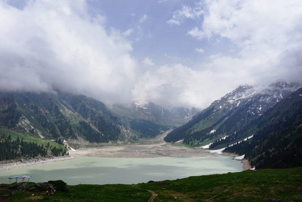 Visit Almaty and Beautiful Lake Almaty