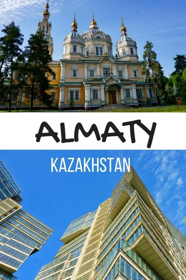 10 Reasons Almaty, Kazakhstan should be high on your travel list! From nature to culture to food, Almaty has it all. Learn why this city isn't what you'd expect.