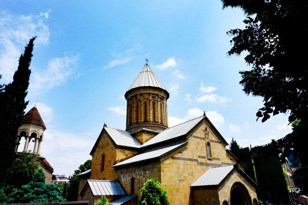 Georgia Travel Guide and Itinerary : Tbilisi