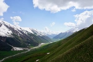 Georgia Travel Itineraries : Svaneti