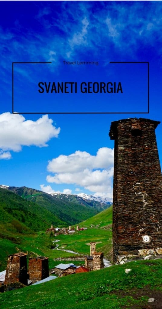 Svaneti is a remarkable isolated mountain region in Georgia (the country). Learn why it's one of the most incredible travel destinations on the planet.