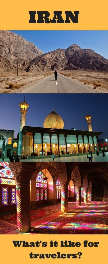 Travel to Iran: What's it really like inside Iran? An interview with a backpacker who just explored this ancient nation.
