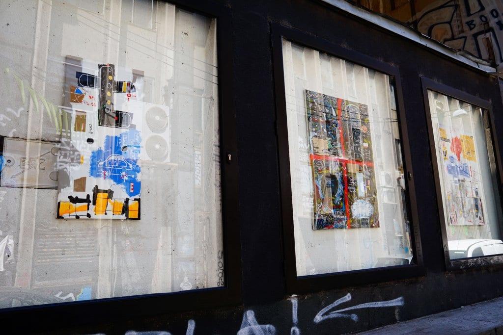 Belgrade Street Art: art gallery