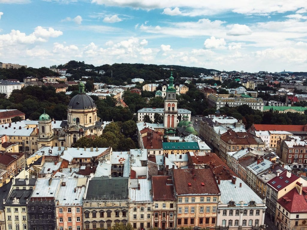 Emerging Travel Destinations: Lviv, Ukraine