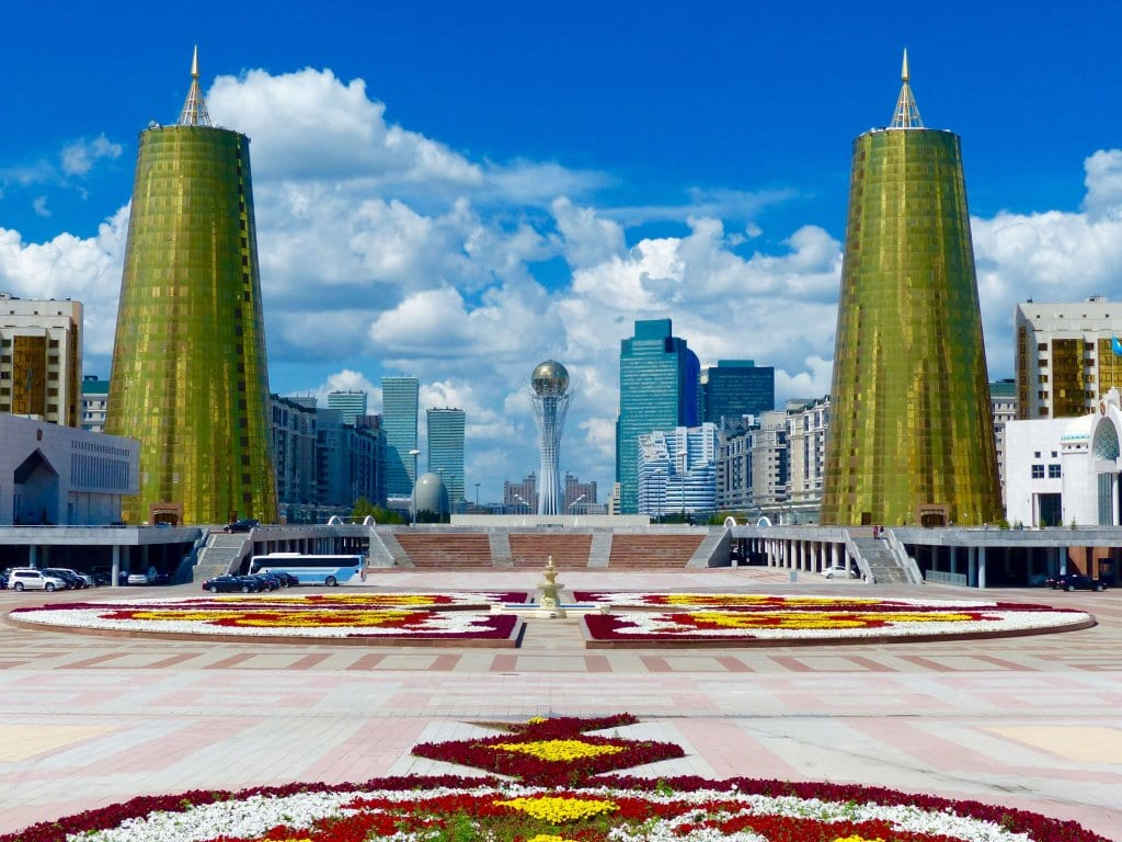Best places to visit in Asia: Astana