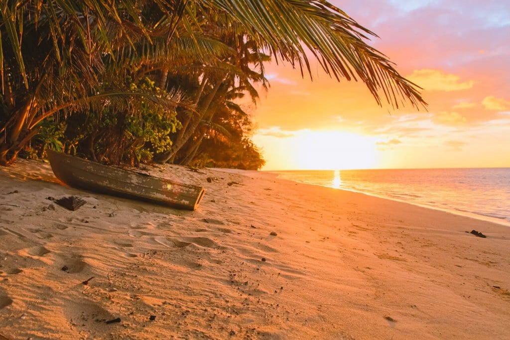 Best places to Visit in Australia and the Pacific : The Cook Islands