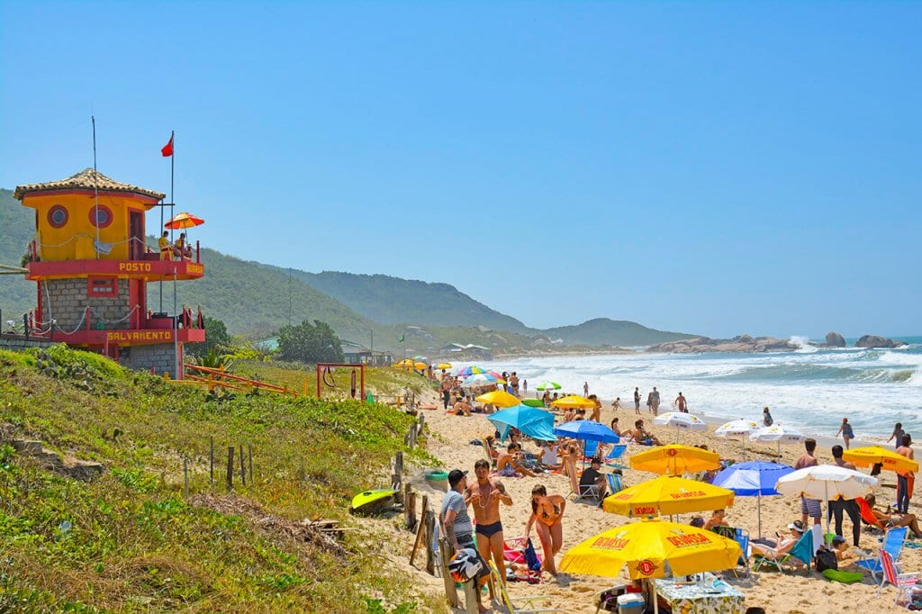 Best Places to Visit South America : Florianopolis