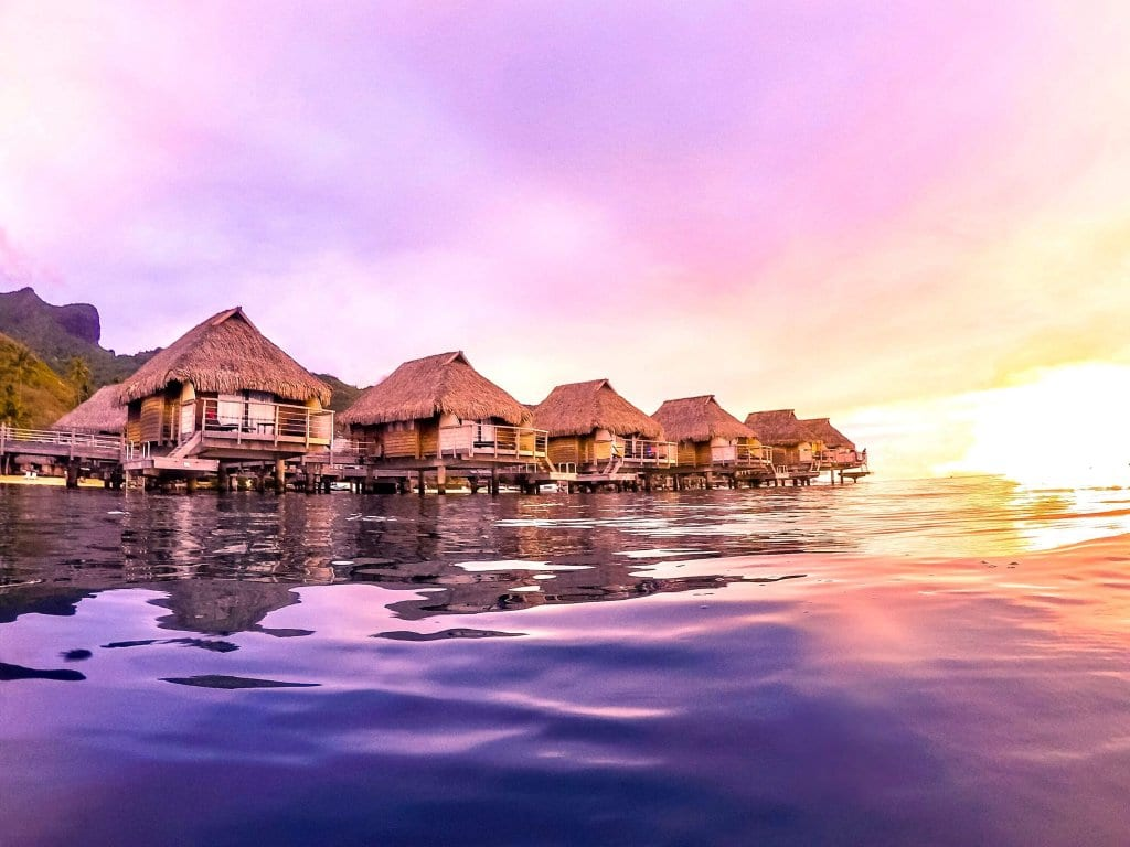 Best Places to visit in Australia and the Pacific Moorea