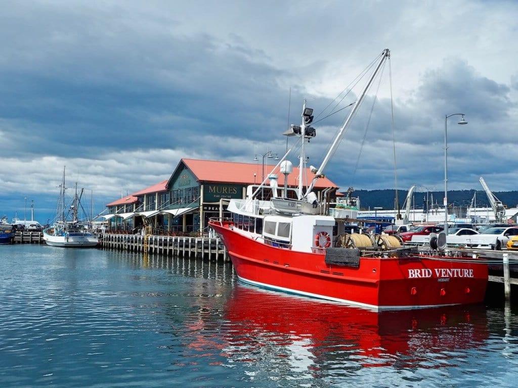 Australia best place to visit : Hobart