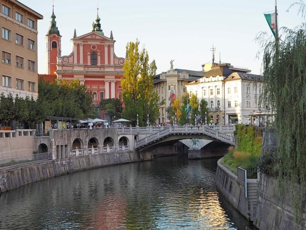 Best European Destinations 2018 Ljubljana