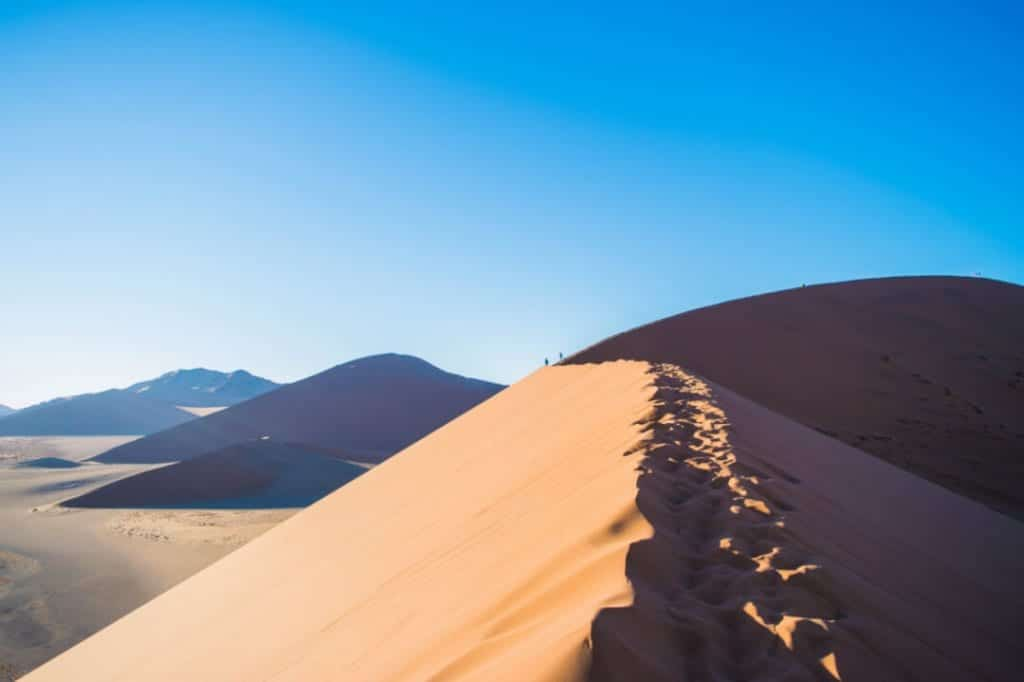 Places to visit in Africa : Namibia