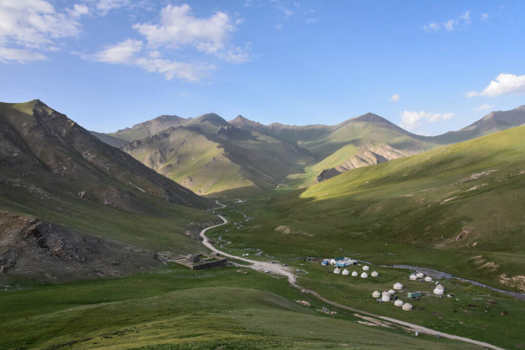Top places to visit in Asia : Kyrgyzstan