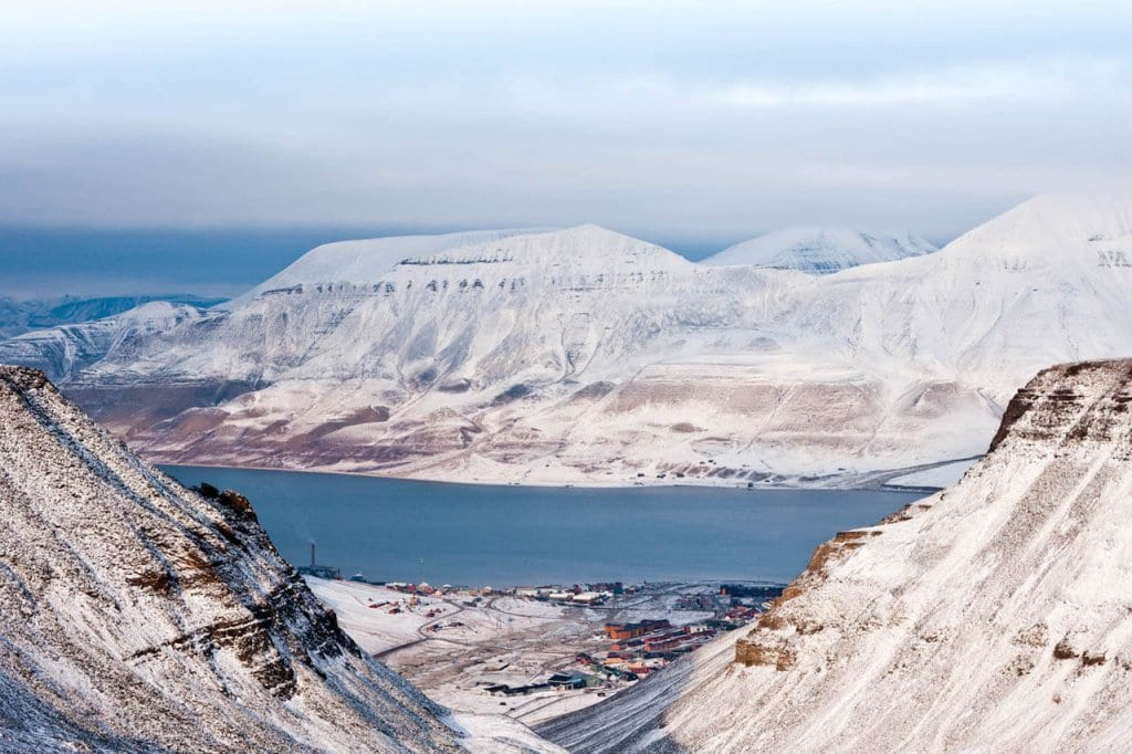 Best European Destinations 2018 Svalbard