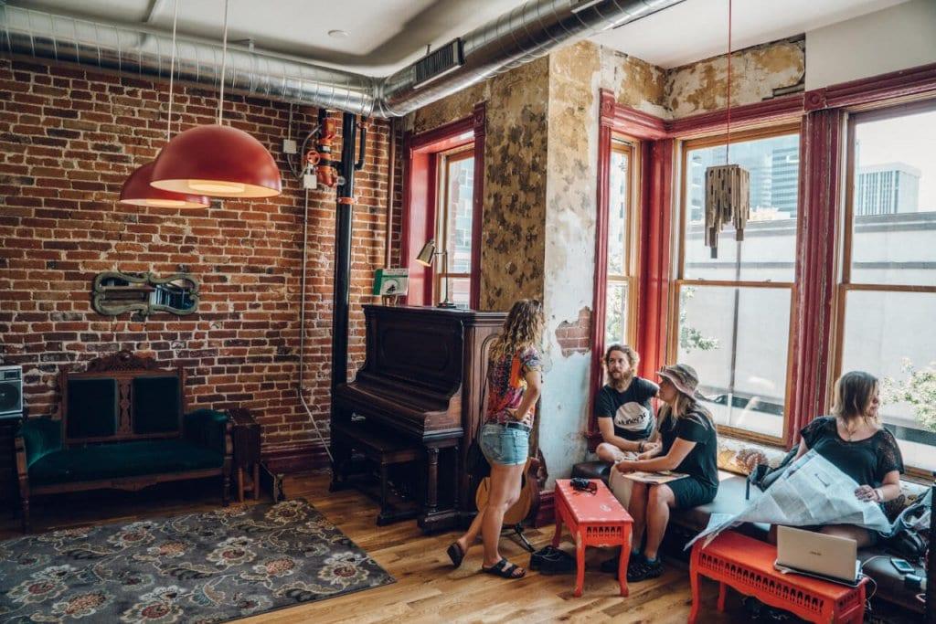 Best Hostels in Denver Fish Hostel