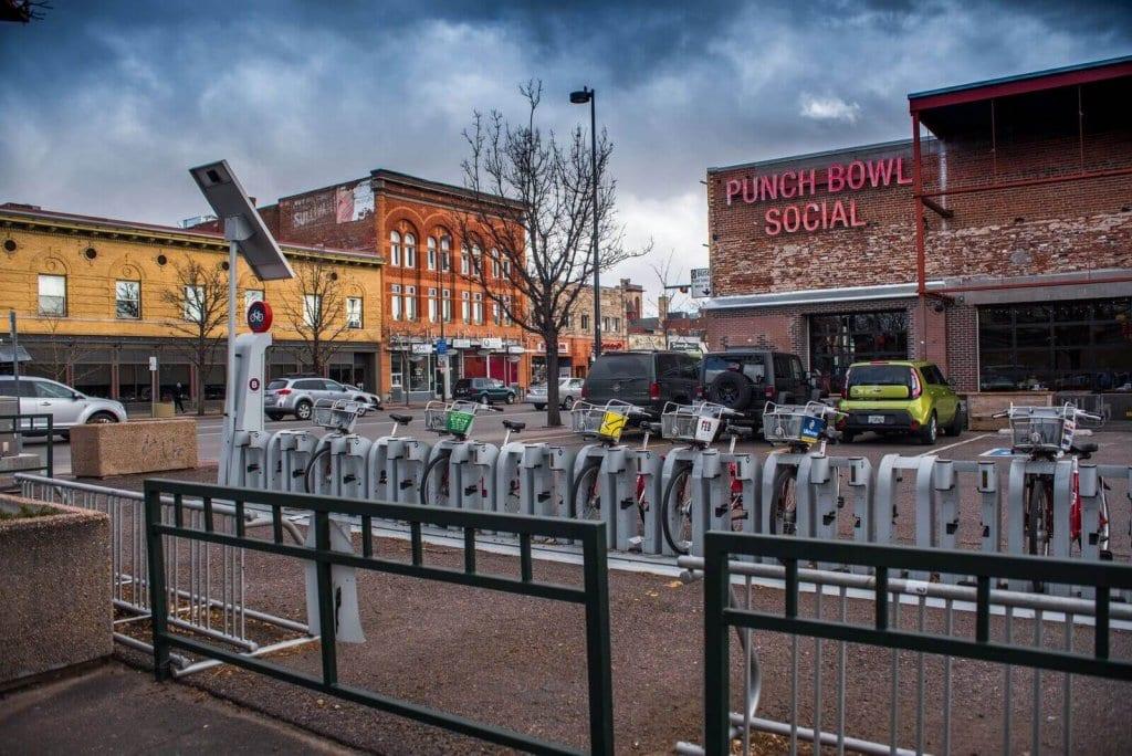 Denver Nightlife Areas - South Broadway