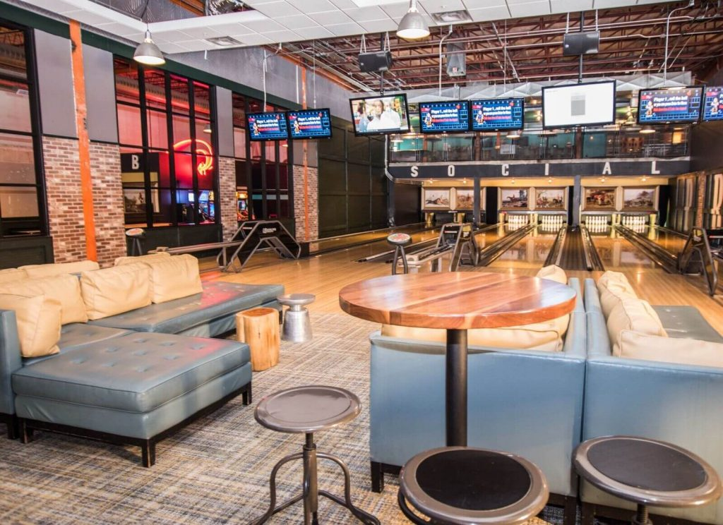 Fun Bars in Denver - Punch Bowl Social