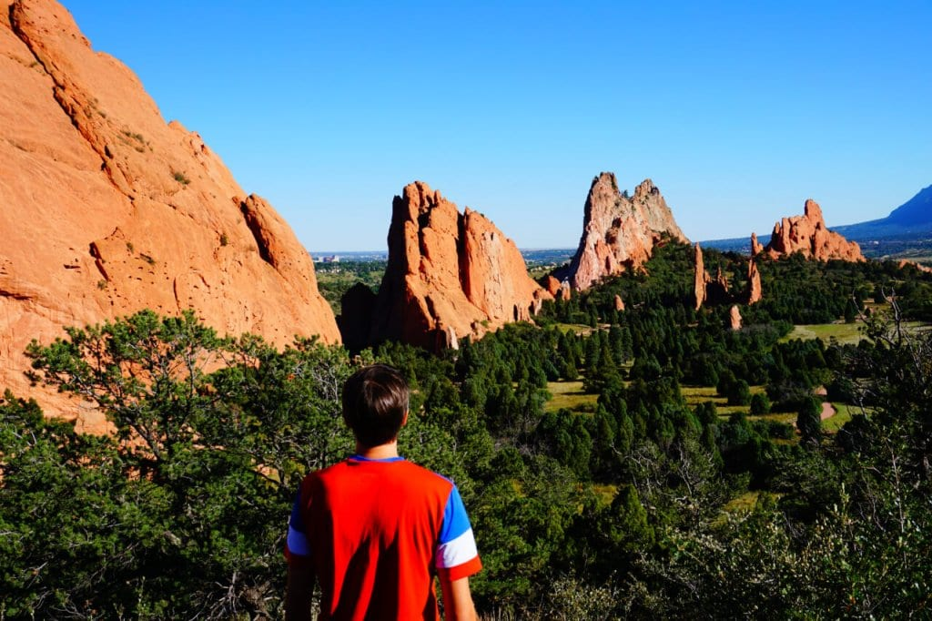 Daytrips from Denver: Garden of the Gods