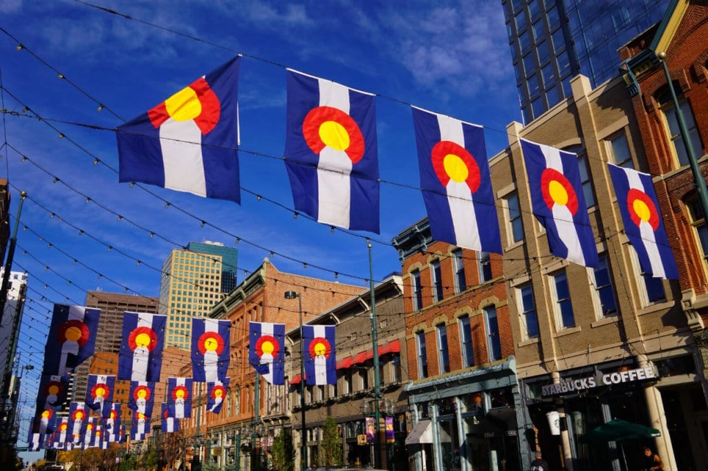 Where to stay in Denver: Larimer Square Denver Colorado