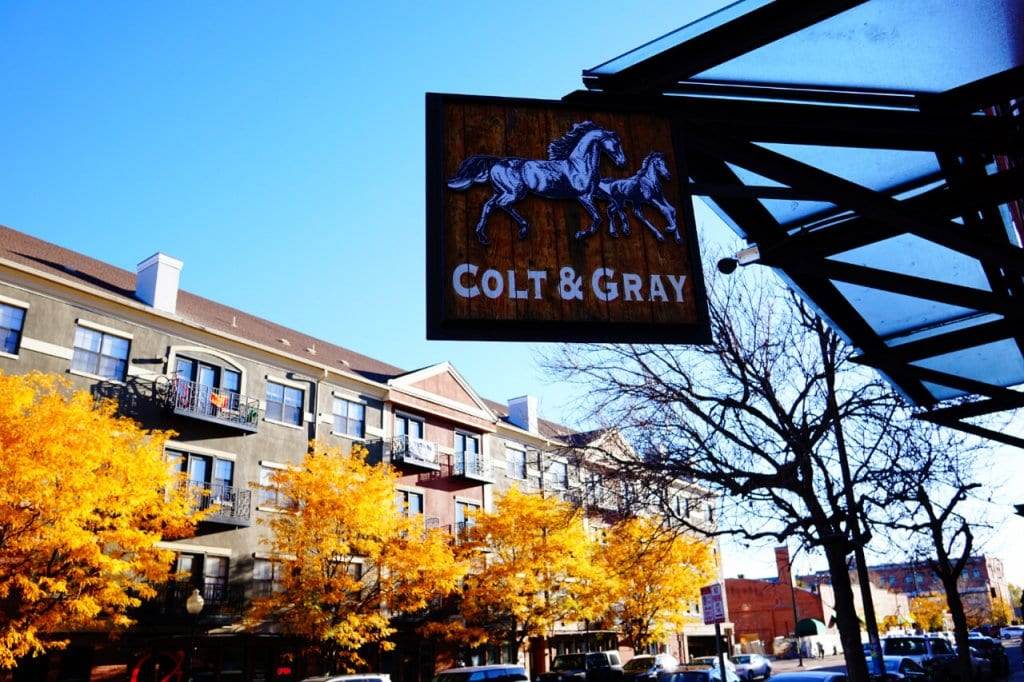 Upscale Restaurants in Denver - Colt & Gray