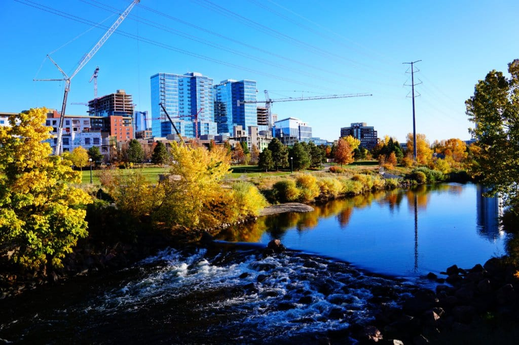Denver travel guide: Fall in Denver