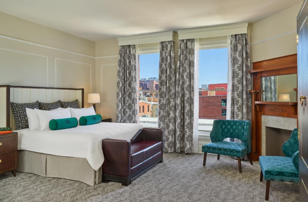 Botique Hotels in Denver