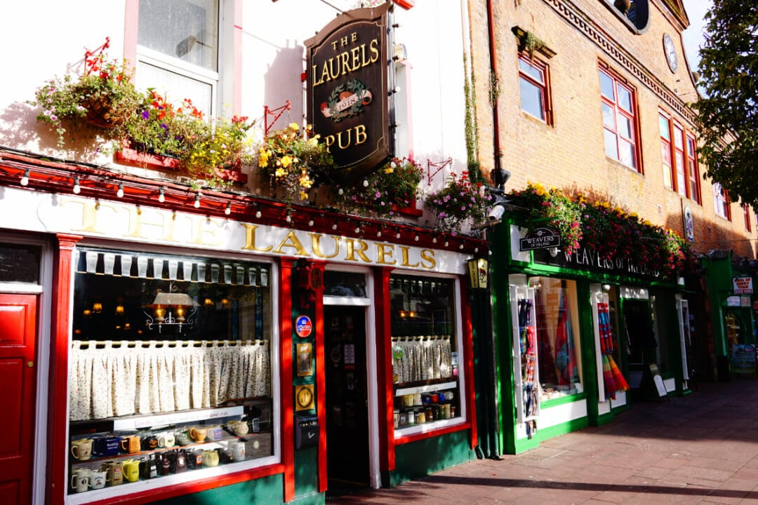 Tips for Traveling to Ireland: Pubs in Killarney