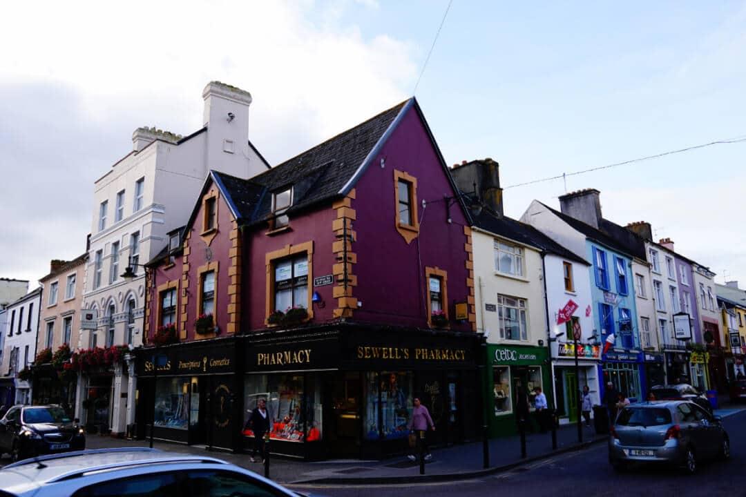 Traveling in Ireland Tips: Buildings in Killarney