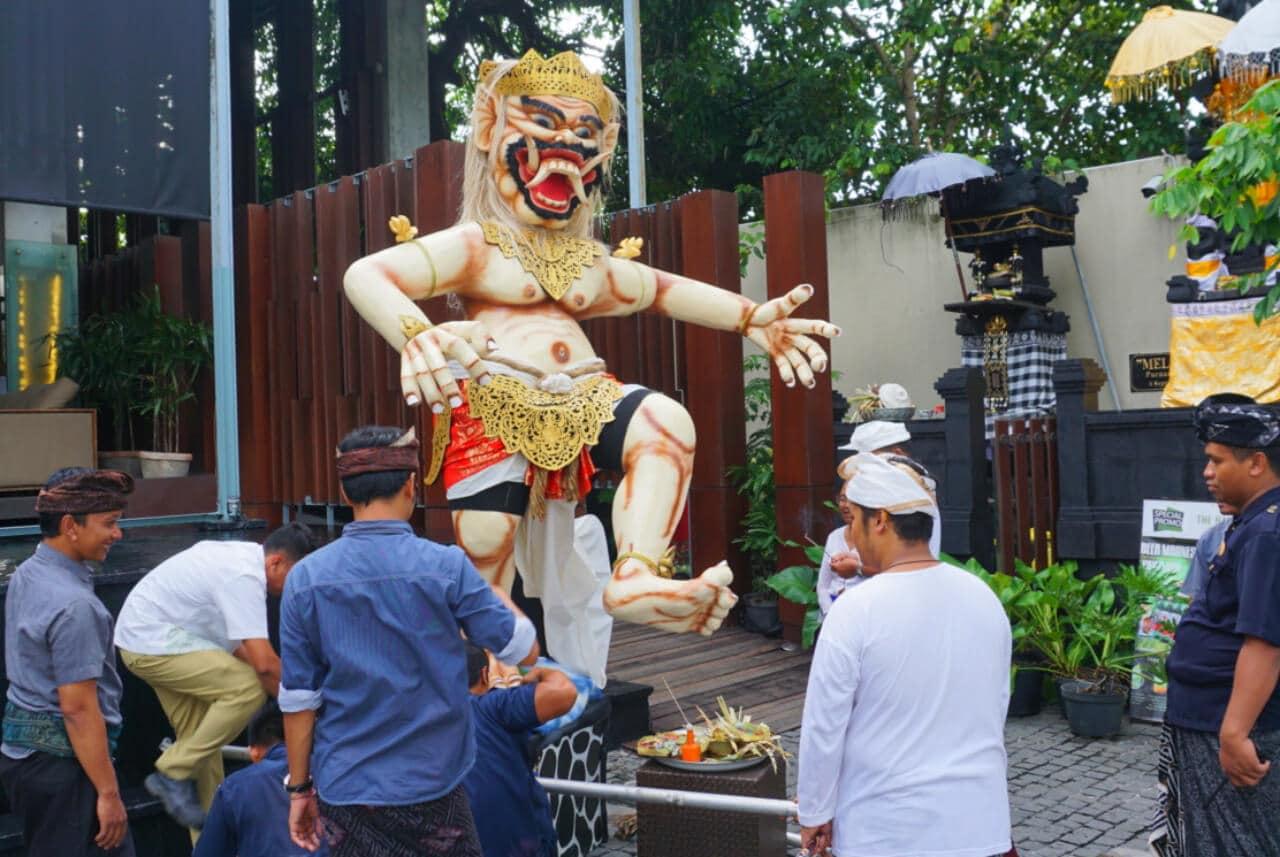 Nyepi Preparations in Bali