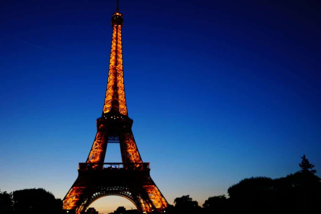 The best time to go to Europe: Paris by night