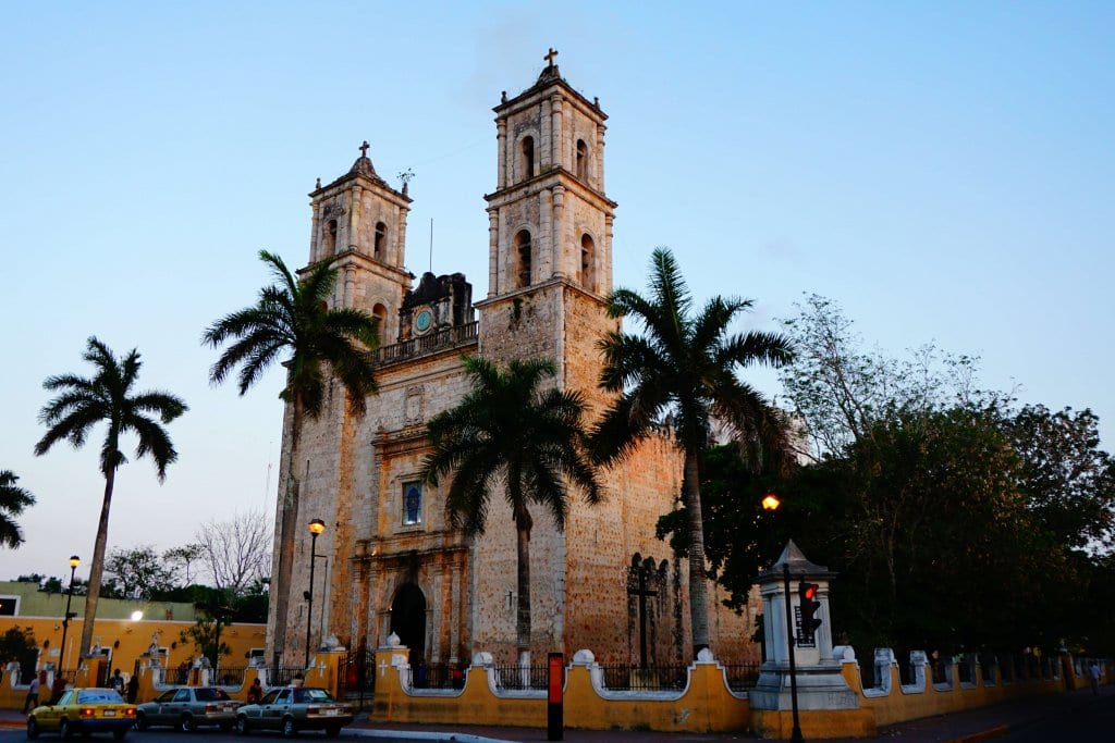 Cathedral of Valladolid, Mexico