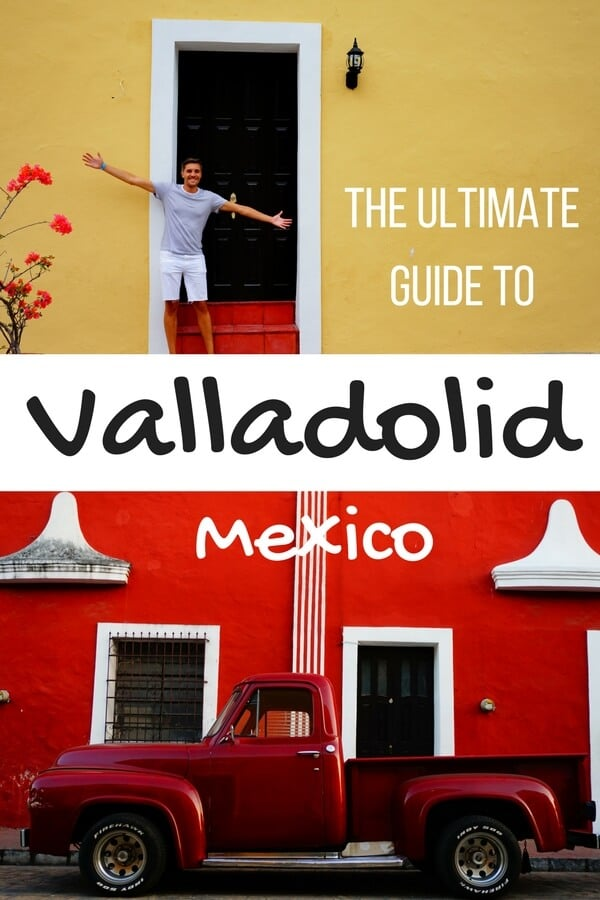 Valladolid Mexico: The Ultimate Guide. Check out this post for the best things to do in Valladolid, where to stay in Valladolid, the best cenotes and much more! #mexico #valladolid