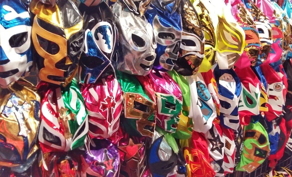 Lucha libre is a top thing to do in Mexico