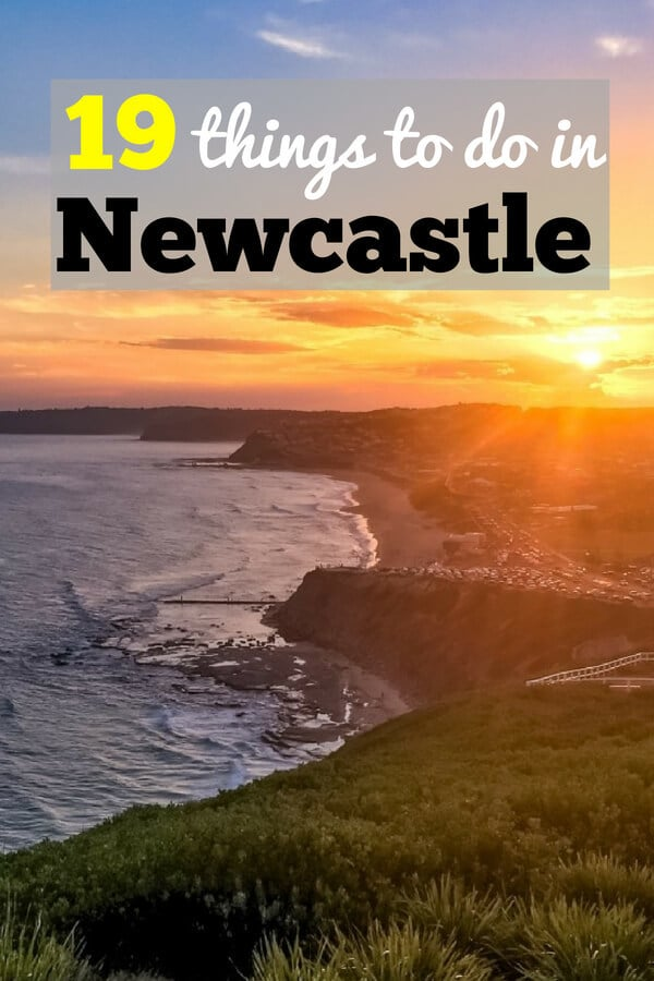 19 Awesome Things to do in Newcastle Australia: from feeding kangroos to the best swimming holes, don't miss these activities in Newcastle, New South Wales #newcastle #travel #australia #bucketlists