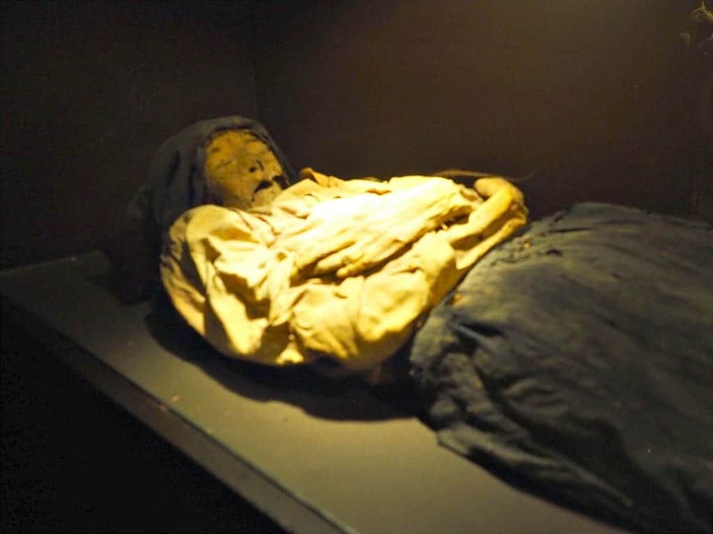 The Mummy Museum of Guanajuato is a Top Thing to Do in Mexico