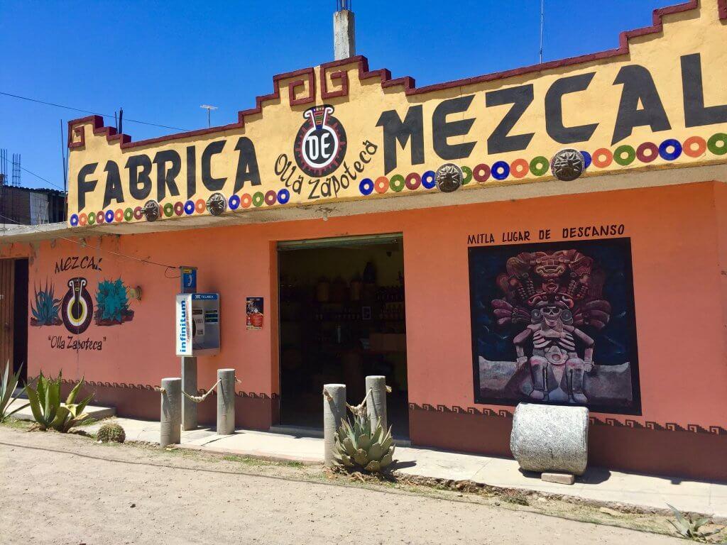 Mezcal Tasting in Oaxaca Mexico