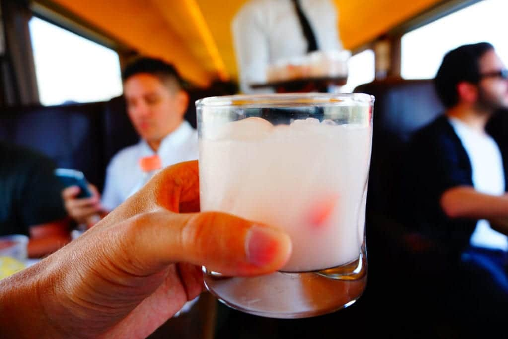 The Tequila Train is one of the top things to do in Mexico