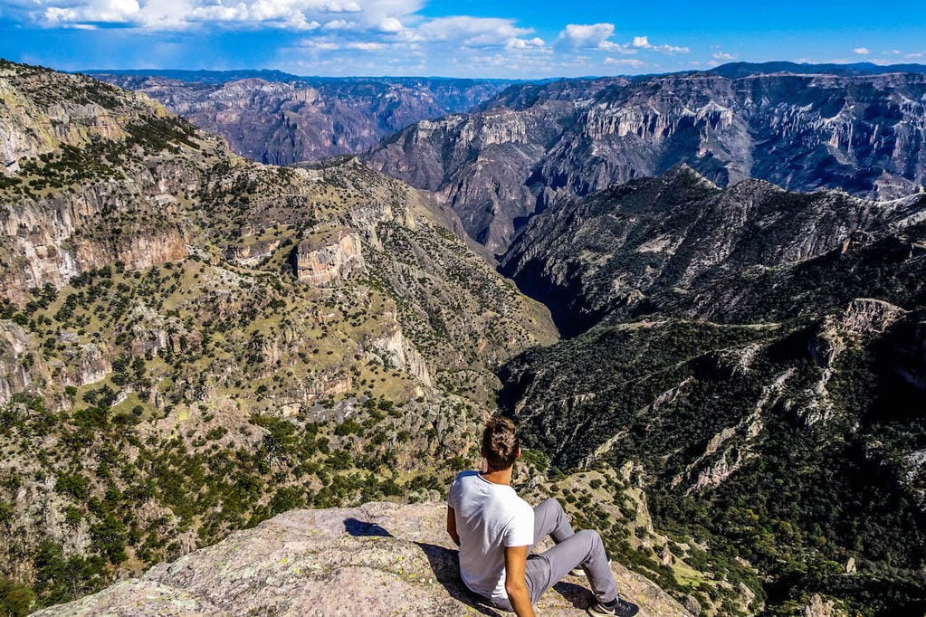 Copper Canyon, a top thing to do in Mexico