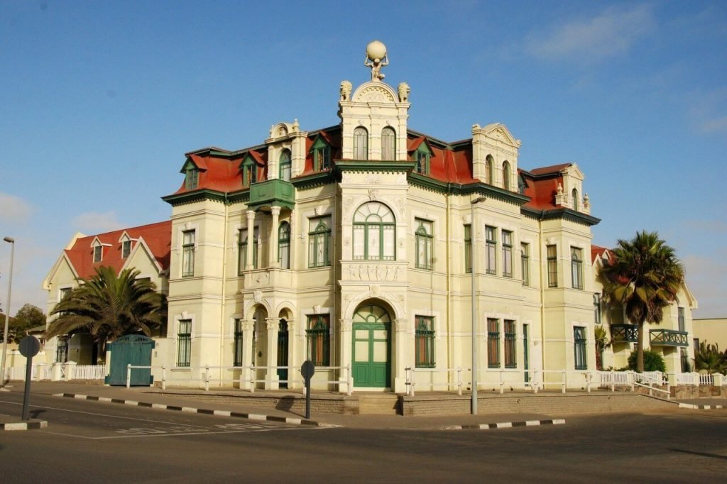 Top Things to do in Swakopmund
