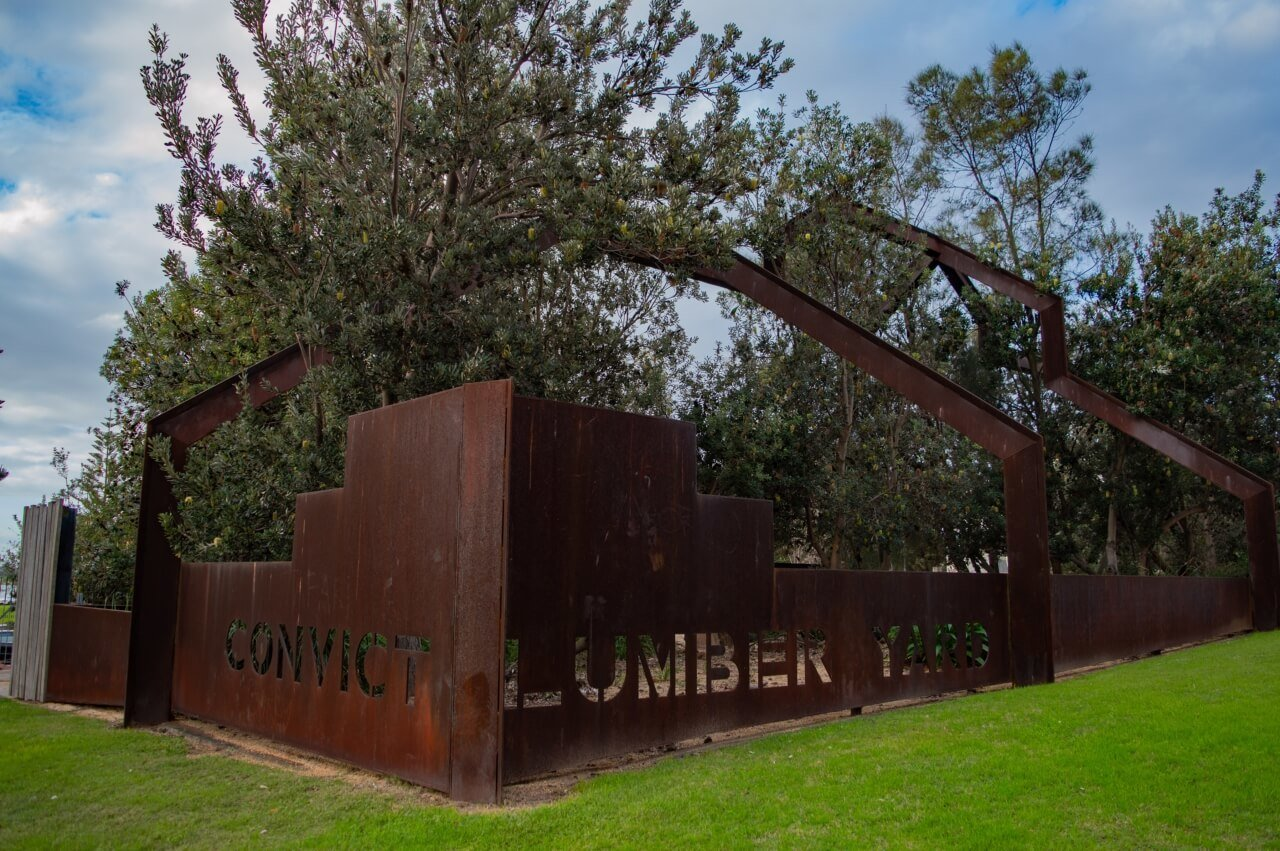 Newcastle's Convict Lumber Yard, a top thing to do in Newcastle Australia