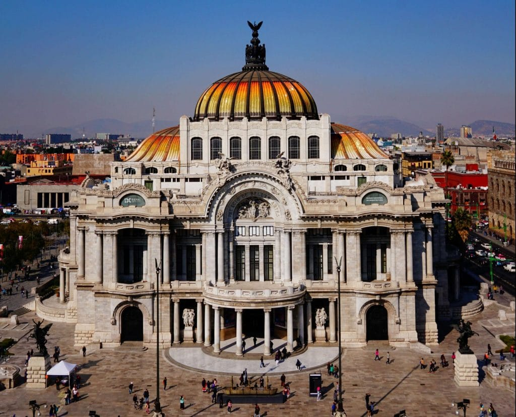 Things to Do in Mexico City: Bella Artes