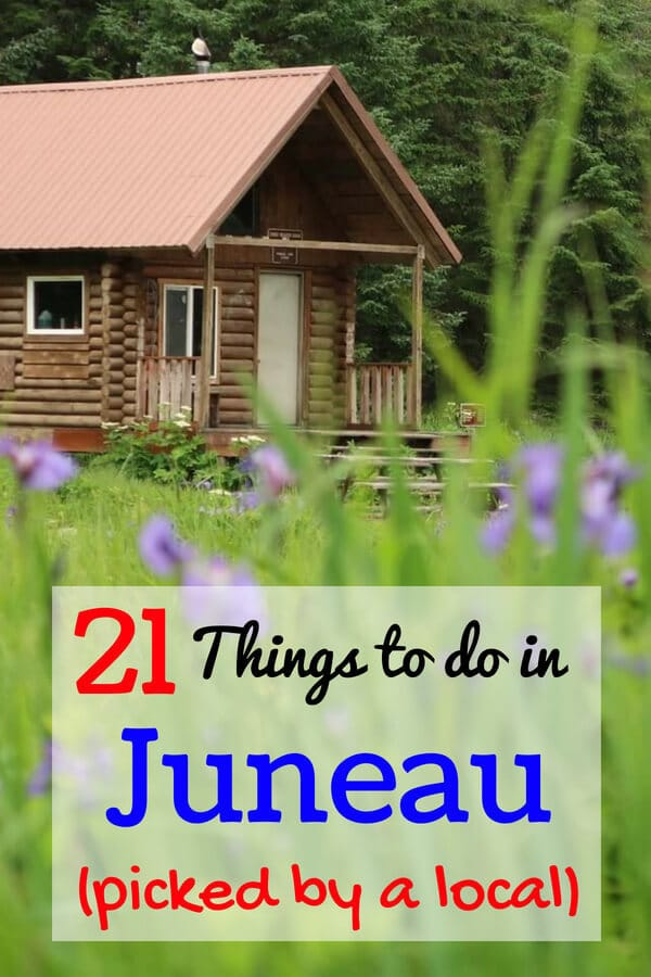 21 Awesome Things to do in Juneau Alaska: from seeing glaciers to the best places to eat in Juneau, don't miss our expert picks for the top things to do in Juneau, Alaska. #juneau #alaska #travel