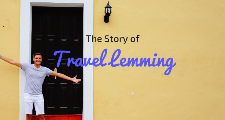 The Story of Travel Lemming