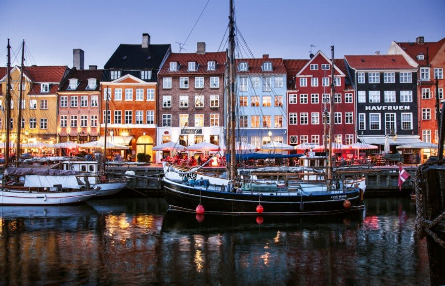 Denmark, a great 2019 travel destination