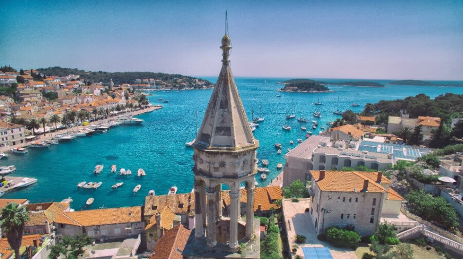 Hvar, a top European destination for 2019