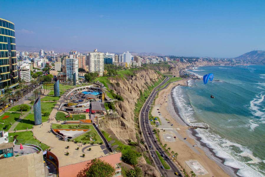 Lima, Peru - a Top South America Destination for 2019