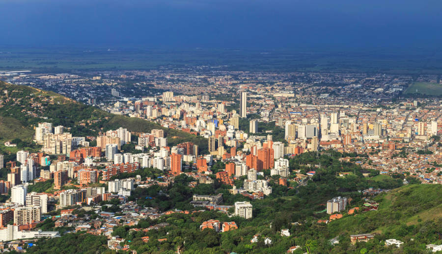 Cali, winner of the 2019 Judges Award as the Top Destination in South America